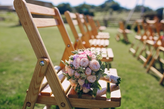 wedding sun day